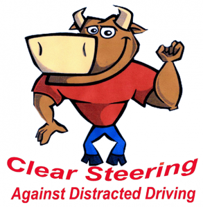 CLEAR STEERING Against Distracted Driving